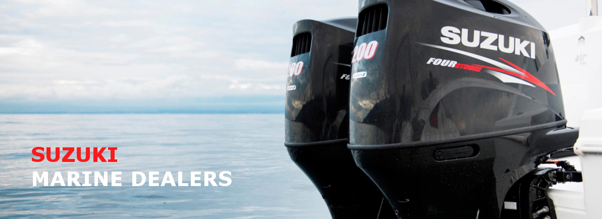 Suzuki Marine Dealers